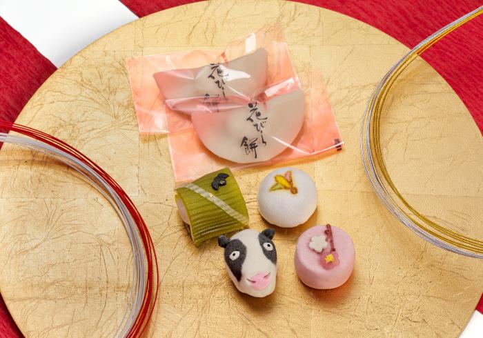 新春生菓子 宴